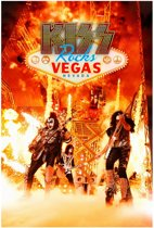 Kiss Rocks Vegas - Live At The Hard Rock Hotel (DVD)