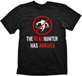 Dying Light T-Shirt The Real Hunter (Maat S)