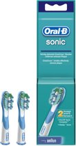 Oral-B Sonic Opzetborstels - 2 Stuks