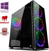 Vibox Gaming Desktop Sharp Shooter 7SW - Game PC