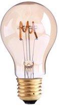 Vintage LED Lamp Dimbaar 4W E27 A60 Gold