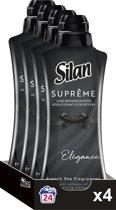 Silan Suprême Elegance Wasverzachter - Voordeelverpakking - 96 wasbeurten