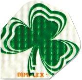 Harrows Darts Flight 4198 Dimplex Klaver 3