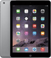 Apple iPad Air - 16GB - WiFi -Spacegrijs/Grijs