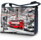 Sleevy 17,3 laptoptas / messengertas Londen