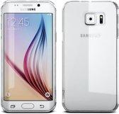 Ntech - Samsung Galaxy S6 Edge Case Cover Transparant hoesje