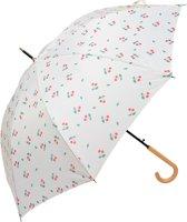 Paraplu ø 93*90 cm Wit   MLUM0027   Clayre & Eef