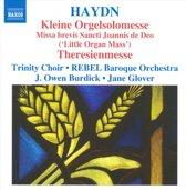 Haydn: Kl. Orgelsolomesse