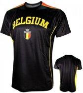België T-shirt - Fan - XL - Zwart