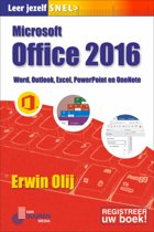 Leer jezelf SNEL... Office 2016