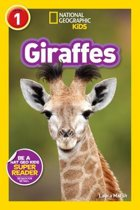 Nat Geo Readers Giraffes Lvl 1