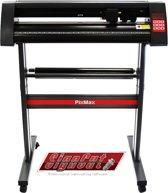 PixMax Vinyl Plotter - Cutter - Snijplotter - met SignCut Pro software