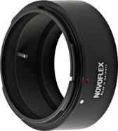 Novoflex Adapter Canon FD objectief aan Canon EOS M camera