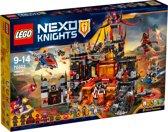 LEGO NEXO KNIGHTS Jestro's Vulkaanbasis - 70323