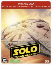 Solo: A Star Wars Story (3D+2D Blu-ray) (LTD) (Steelbook)