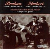 Brahms, Schubert: Quintets / Szell, Budapest String Quartet