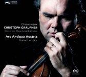 Chalumeaux - Concertos, Ouvertures