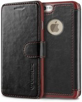 Verus Layered Dandy Apple iPhone 6 leather case - Black