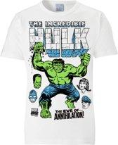 Logoshirt T-Shirt Hulk - Marvel