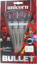 Unicorn Bullet Gary Anderson P1 Stainless Steel 22 gram Steeltip Darts