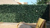 Intergard Kunsthaag - balkonscherm tuinscherm hedera klimop 100x300cm