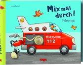 HABA Buch - Mix mal durch! Fahrz