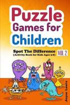 Puzzle Games for Children Vol. 2