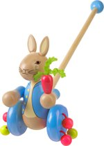Orange Tree Toys Duwstok - Peter Rabbit