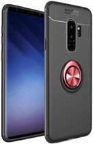 Teleplus Samsung Galaxy S9 Plus Ravel Ring Silicone Case Mixed Color hoesje