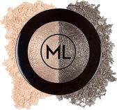 Model Launcher Baked Split Eye Shadow - Aura