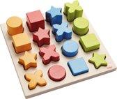 Haba leerspel Sorteerspel Vormenmix 300553