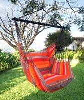 Hangstoel set Mandarina XL incl. 2 kussens