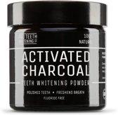 Activated Charcoal - Tandenbleker - 100% natuurlijk poeder voor gladde, witte tanden