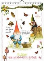 Verjaardagskalender Rien Poortvliet 'Kabouter' 18x25
