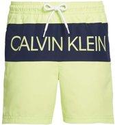 651ecafabbcc10 Calvin Klein jongens zwembroek medium drawstring - sharp green-164-176