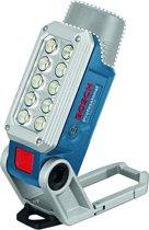 Bosch GLI DeciLED Professional LED Blauw, Grijs