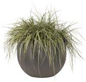 Elho Allure Soft 55 - Bloempot - Mineral Clay - Binnen & Buiten  - Ø 55 x H 40.8 cm