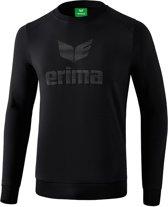 Erima Essential Sweater - Sweaters  - zwart - 2XL