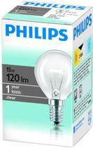 Philips Gloeilamp Helder Kogel 15W E14