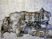 Modern Schilderij 90cmx120cm