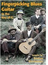 Fingerpicking Blues Guitar In The Key Of G