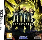 Aliens, Infestation  NDS