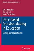 Data-based Decision Making in Education