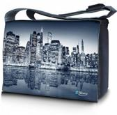 Sleevy 17,3 laptoptas New York