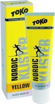Toko Nordic wax - Klister - Yellow - 0ᵒC tot -2ᵒC - 55 gram