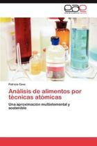 Analisis de Alimentos Por Tecnicas Atomicas