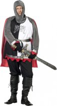 Grote maten ridder kostuum voor heren 58 (3xl)