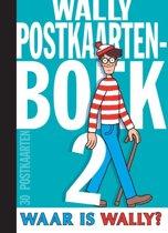 Waar is Wally - Waar is Wally postkaartenboek