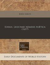 Iohan. Leochaei Nemesis Po tica (1617)