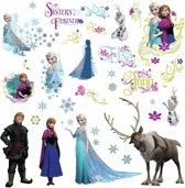 RoomMates Disney Prinsessen The Little Mermaid - Muurstickers - Multi